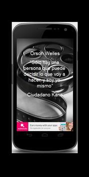 Frases de Cine apk screenshot