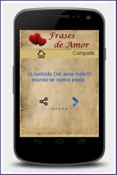 Frases de Amor screenshot 1