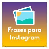 Frases Bonitas para Instagram icon