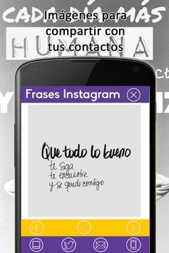 Frases Bonitas para Instagram poster