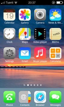 Full OS i Launcher poster