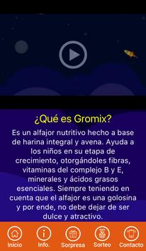 GROMIX - Alfajor Nutritivo screenshot 1