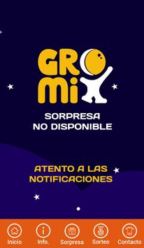 GROMIX - Alfajor Nutritivo screenshot 2