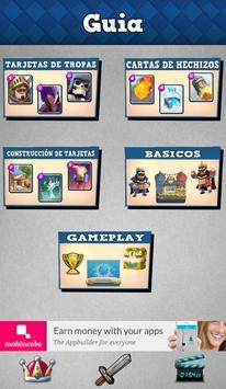 Complete Guide Clash Royale apk screenshot
