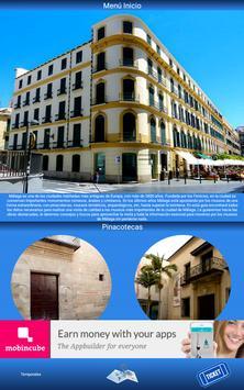 Guía de Museos de Málaga poster