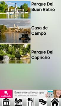 Guia Madrid, Ocio, Comida etc apk screenshot