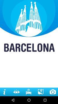 Guía de Barcelona poster
