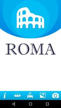 Guía de Roma poster