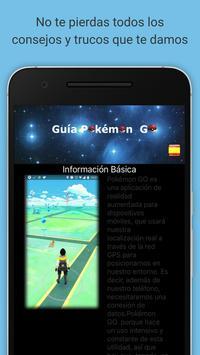 Guía Pokémon Go en Español screenshot 1
