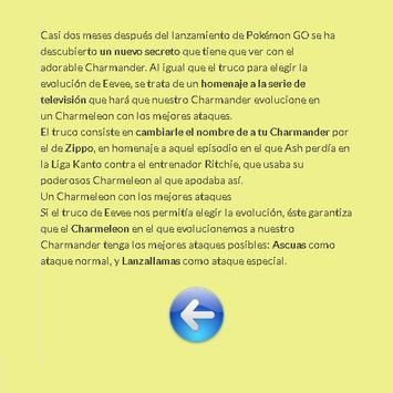 Guía Pokemon GO screenshot 2