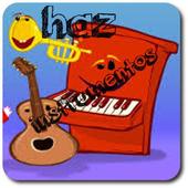 instrumentos musicales niños icon