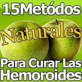 Hemorroides 15 remedios icon