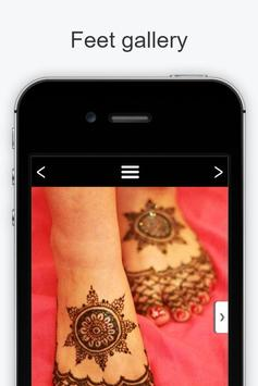 Henna Tattoo screenshot 2