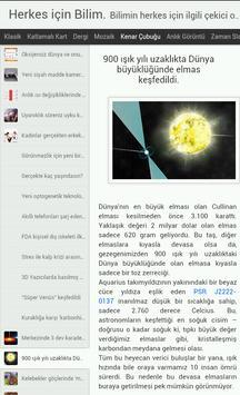 Herkes İçin Bilim apk screenshot