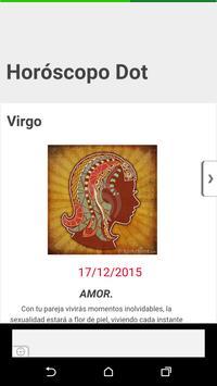 Horoscopo Dot apk screenshot