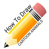 How To Draw Cartoon Animals icon