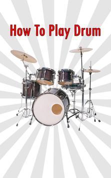How To Play Drum screenshot 2