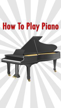 How To Play Piano poster