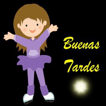 Imágenes De Buenas Tardes Frases Saludos poster