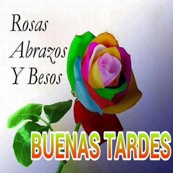 Imágenes De Buenas Tardes Frases Saludos screenshot 1