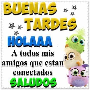 Imágenes De Buenas Tardes Frases Saludos screenshot 4