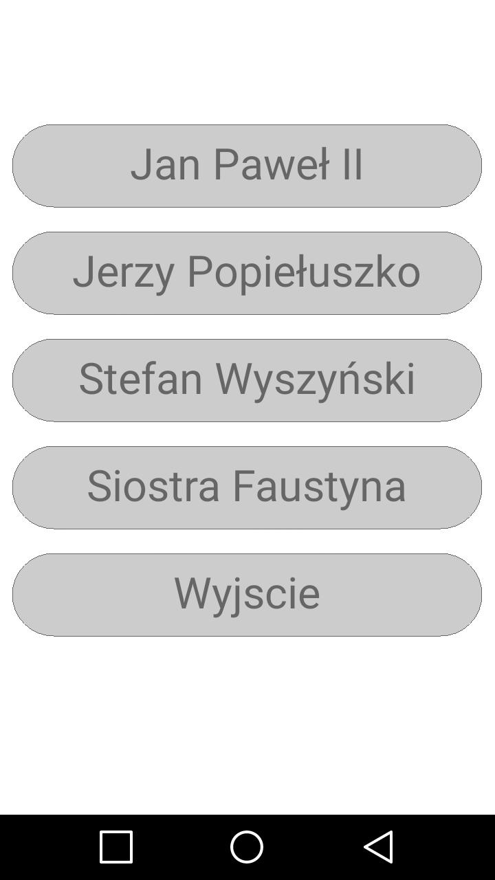 Jan Paweł Ii Cytaty For Android Apk Download