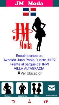 JM Moda poster