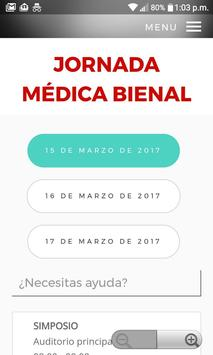 Jornada Medica Bienal 16 apk screenshot