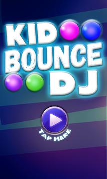 Kid Bounce DJ poster