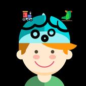 Kid Memory Play icon