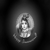 Krishna Janmashtami Greetings icon