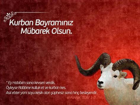 Kurban Bayramı Mesajları | Fotoğraflar ve Sözler poster