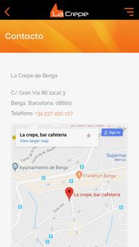 La Crepe de Berga screenshot 2
