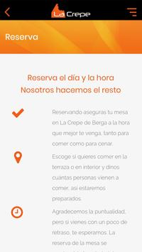La Crepe de Berga screenshot 3