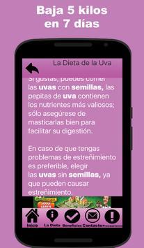La Dieta de la Uva poster