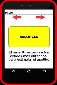 psicología del color screenshot 8