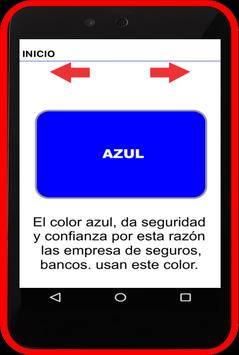 psicología del color screenshot 9