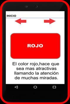 psicología del color screenshot 2