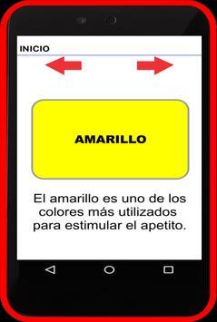 psicología del color screenshot 3