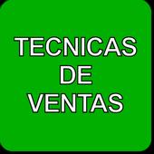 Técnicas de Ventas icon