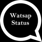 Latest watsapp status icon