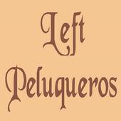 Left Peluqueros icon
