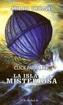 LIBRO LA ISLA MISTERIOSA apk screenshot