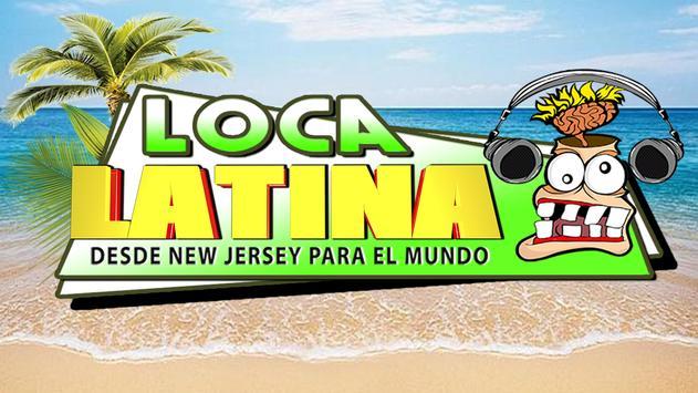 LOCA LATINA RADIO EC poster