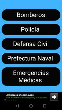 Llamada - Emergencia screenshot 4
