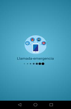 Llamada - Emergencia screenshot 6