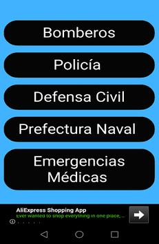Llamada - Emergencia screenshot 10