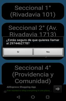 Llamada - Emergencia screenshot 11