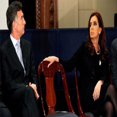 Macri vs Cristina icon