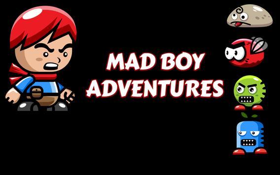 Mad Boy Adventures apk screenshot